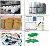 Línea de papel doble de la máquina de la fabricación del papel de copia A4 70/80GSM