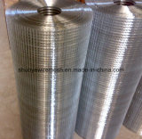 Galvanizado en caliente de acero inoxidable de malla de alambre soldado
