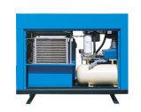 Compresseur d'air rotatif à vis lubrifié électrique portatif (K5-08D)