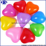 12 「装飾的な気球の2.2gによって印刷されるハート形の気球