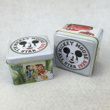 Food Tin Can Series e Easy Open Cans Watch Tin Can