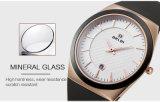 Marca dell'orologio del Mens della batteria di quarzo della striscia dell'acciaio inossidabile degli orologi di sport del progettista dell'OEM Belbi