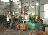 Машина давления брикетирования для алюминиевых обломоков