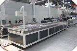 Profil de l'extrudeuse en plastique pour tuyau Granule Making Machine