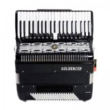 Goldcup Perfermance Piano Accordion 41 Keys 120 Bass