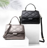Signora calda Handbag Stitching Handbag (WDL0070) di modo di vendita di alta qualità