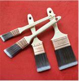 Качество Preimium микросхема краски щетки из натуральной щетины для обработки древесины чистый Китай