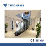 3-19mm Vidro Temperado laminado curvo para grades de proteção/porta do chuveiro/móveis
