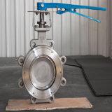 Червячным колесом операцию дважды эксцентрик двухстворчатый клапан