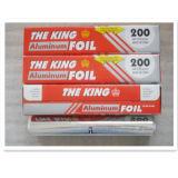 Heavy Duty Aluminum Foil Paper in Rolls