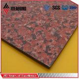 серия Paneling множественной каменной отделки 3mm 4mm специальная алюминиевого