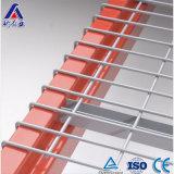 China-Hersteller am meisten benutzte Pallete Zahnstange