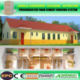 Camera moderna di lusso della Camera prefabbricata della villa della struttura d'acciaio dell'indicatore luminoso di buona qualità
