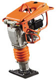 Rammer Vibratory Gyt-77r do calcamento da potência do pisco de peito vermelho da gasolina