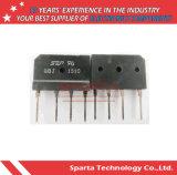 Transistor do retificador de ponte Gbj1510 15A 50V~1000V