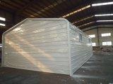 El chino de la costa bajo la nueva estructura de acero Panel Sandwich Muro garaje