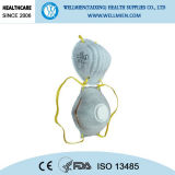 Mascherina di polvere non tessuta En149 del commercio all'ingrosso