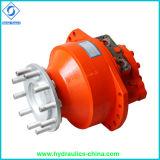 Motor hidráulico Ms18 diseñado para la retroexcavadora, carretilla elevadora, rodillo de camino, grúa, maquinaria de mina