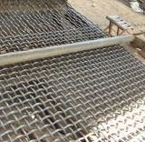 熱いステンレス鋼のひだを付けられた金網