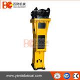 굴착기를 위한 유압 장비는 침묵시켰다 유형 유압 차단기 (YLB1400)를