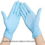 Guanti liberi del PVC del vinile della polvere a gettare all'ingrosso dei rifornimenti medici
