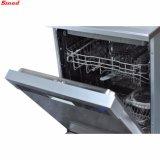 Отдельно стоящие из нержавеющей стали автоматическая мыть в посудомоечной машине (W60A1A401B)