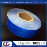 De blauwe Zelfklevende Micro- van de Veiligheid Waterdichte Weerspiegelende Sticker/de Band van het Prisma voor Voertuig
