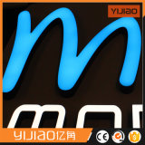 Yijiao専門の作成Customed固体3D軽い文字