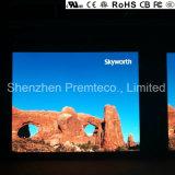 Innen-LED-Bildschirmanzeige mit oberster europäischer Qualität HD P2.5