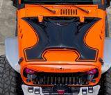 Angry Engine Master Hood para Jeep Wrangler Jk