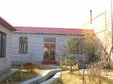 조립식 강철 구조물 자동차 집
