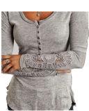 Chemise à manches longues à manches longues à manches longues