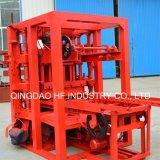 Máquina de fatura de tijolo de bloqueio do cimento do solo de Qt4-26 Kenya