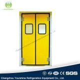 承認されるISOの&SGSとの冷蔵室そして低温貯蔵のためのばねのフリースタイルのドア