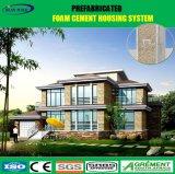 저가 Prefabricated 집 빛 강철 조립식 별장 가격