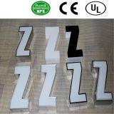 Lettera acrilica del segno di illuminazione LED dell'acciaio inossidabile (qualsiasi indicatore luminoso di colore)