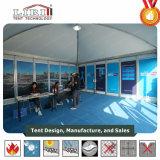 قابل للنفخ حراريّة سقف مكعّب خيمة تضمينيّة لأنّ حادث, جديد تصميم مربّع خيمة لأنّ عمليّة بيع