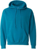 Camisola ao ar livre ocasional personalizada de Hoodie do velo do poliéster do algodão dos homens