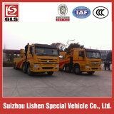 Trazione 50t Sinotruk HOWO 8X4 Towing Truck Rotator Wrecker