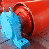 Poulies en acier de poulies de convoyeur de poulies d'OIN de la CE/poulies de courbure (diamètre 250mm)