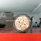 Câble en PVC XLPE swa directe des prix de l'usine