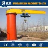 Grue de potence fixe portique de 10 tonnes avec l'élévateur électrique