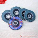 Angle Grinder를 위한 115*22mm P40 Zirconia Flap Disc