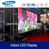 Caliente de China Publicidad P7.62 Pantallas LED de interior electrónico de fútbol Marcador