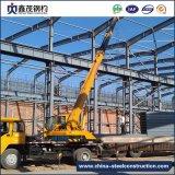Muebles metálicos prefabricados de estructura de acero de construcción de marco para almacén