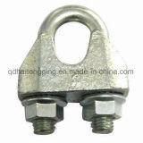 Clip de câble métallique DIN741 avec galvanisé