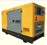 conjunto de generador silencioso del motor diesel de 24kw/30kVA Quanchai
