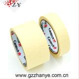 Kundenspezifische Größen-selbsthaftendes Kreppband für unterschiedlichen Markt