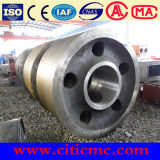Rodillo de apoyo horno rotativo horno rotativo &de neumáticos