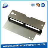 쉘 상자를 위한 부속을 각인하는 스테인리스 부속을 도는 CNC 금속